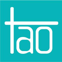 Tao_logo_shortieNEW_Bluebck