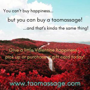 tao Valentines Massage