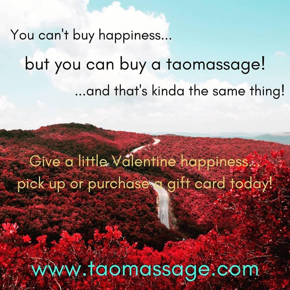 tao Valentine massage